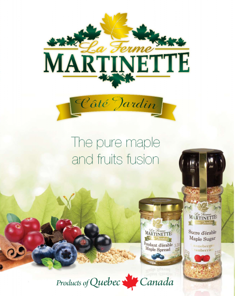 Martinette's GARDEN STYLE COLLECTION
