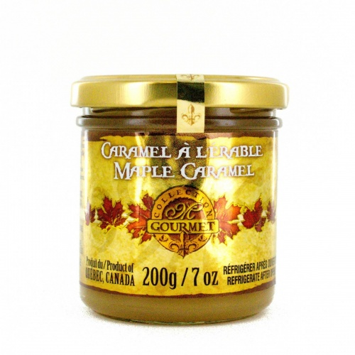 Maple Caramel – 200 g / 7oz