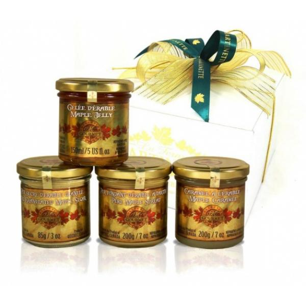 Gourmet Family Maple QUATUOR