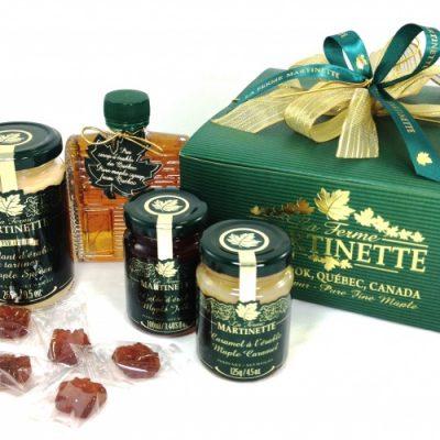 MAPLE SUGAR SHACK GOURMET Gift-box
