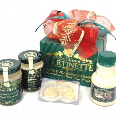 Gift-box LITTLE MAPLE DELIGHTS for Christmas