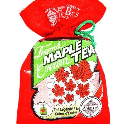 Legend Maple Cream Tea – 10 tbgs Red bag