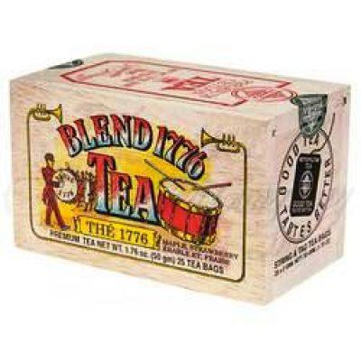 Maple Strawberry Tea 50g -25 tbgs Wooden box-BLEND 1776