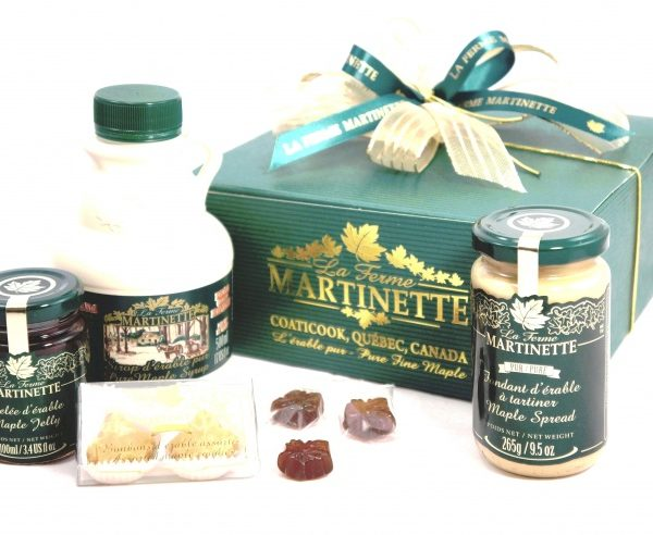 Gift-Box TRADITION MAPLE MARTINETTE -Green