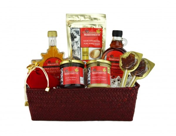 O'CANADA MAPLE Gift Basket