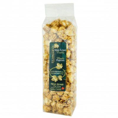 Maple Popcorn 125g -bag