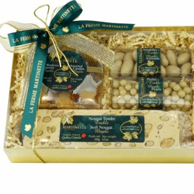 COFFRET MAPLE TREATS Martinette