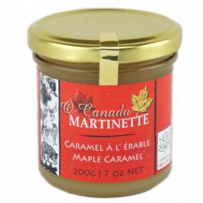 O CANADA- Maple Caramel – 200 g / 7oz