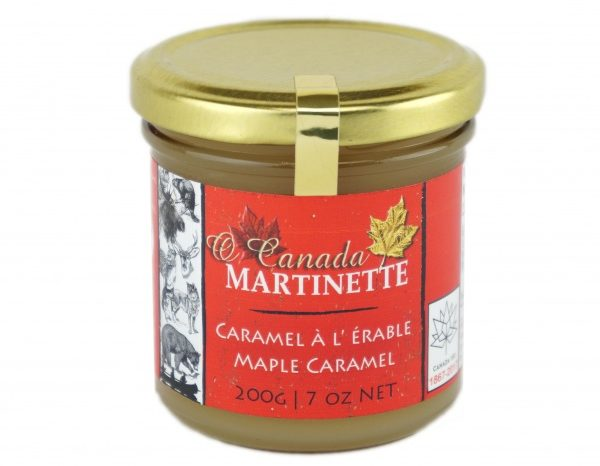 O CANADA- Maple Caramel – 200 g / 7oz