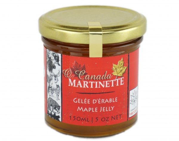 O CANADA- Maple jelly 150 ml