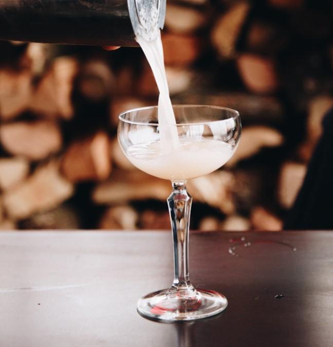 Erablissimo Maple Cocktail