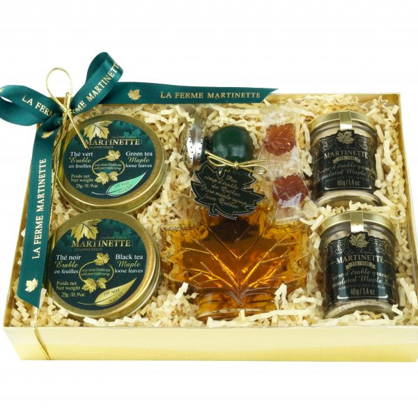 COFFRET Discovery Maple Teas