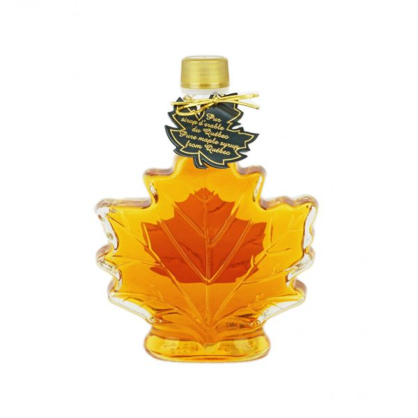 Pure maple syrup CANADA A- Golden, Delicate Taste 250ml -Maple leaf