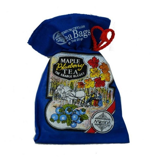 Maple Blueberry Tea – 10 tbgs Blue bag