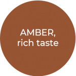 Classifying maple syrup: amber