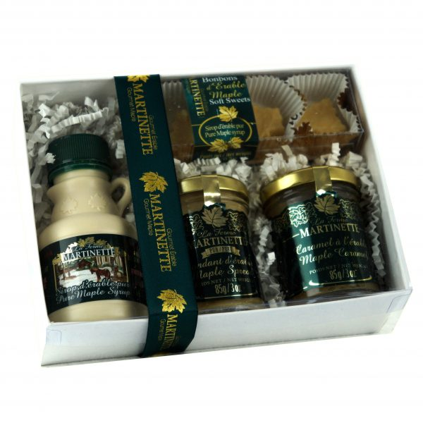 Maple sampling gift-set – White box #2