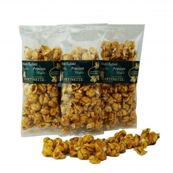 Maple Popcorn 3x50g – bag