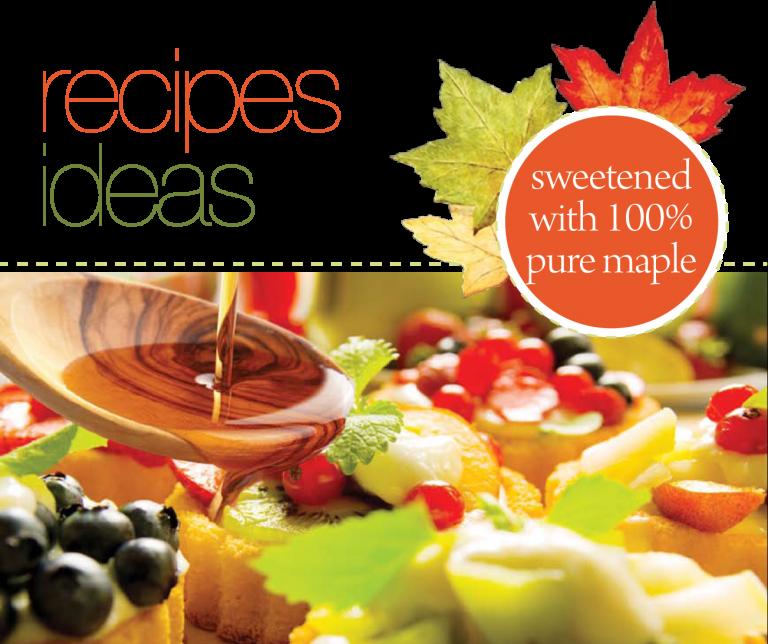 14 maple recipe ideas to download