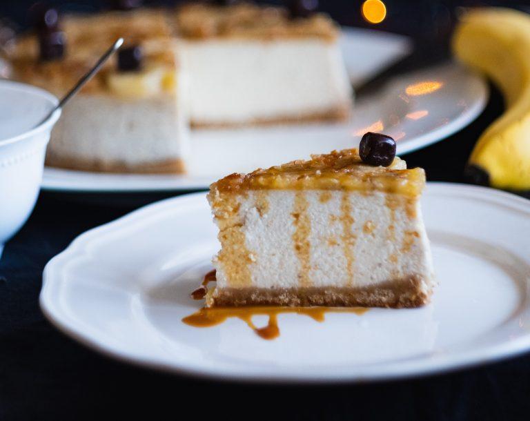 Philly Sugar Shack Maple Walnut Cheesecake