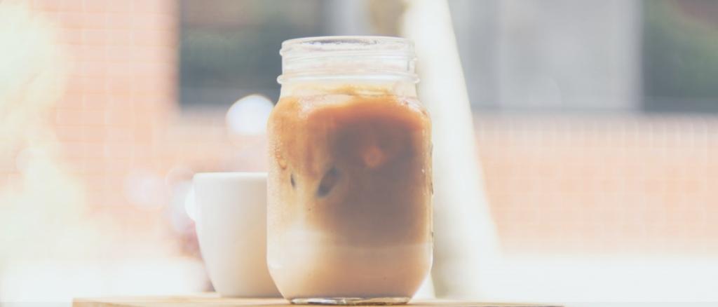 Vegan maple iced coffee recipe