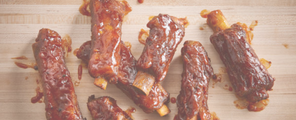 Slow cooker maple ribs recipe