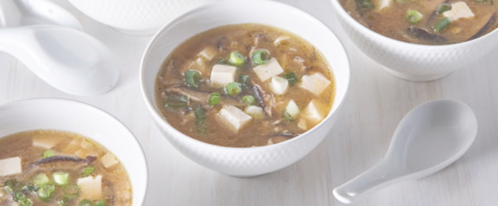 Maple miso soup recipe