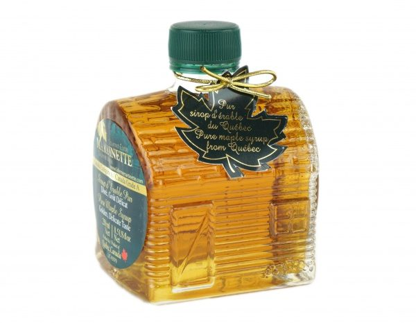 Maple Sugarhouse 250ml-8.5 US Fl.oz CANADA A- Golden, Delicate Taste