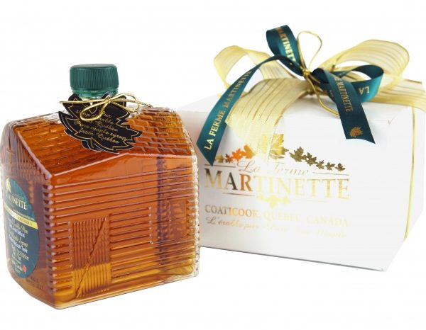 GIFT-BOX Maple Sugarhouse 750ml