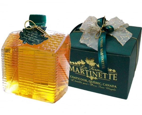 GIFT-BOX Maple Sugarhouse 250ml