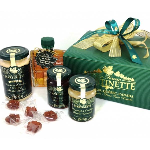 MAPLE SUGAR SHACK GOURMET Gift-box