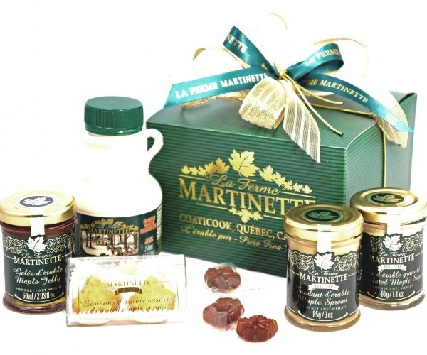 Gift-box MAPLE DELIGHTS