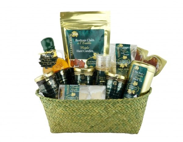The Trapper Maple Gift pack