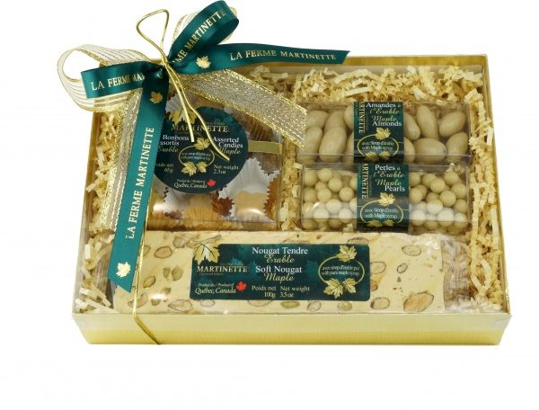 MAPLE TREATS Gift-box Martinette