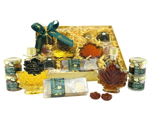 MAPLE SYRUP TASTER Gift case