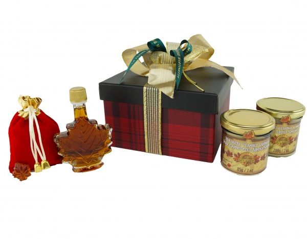 O'CANADA – Winter Maple Wonders gift box