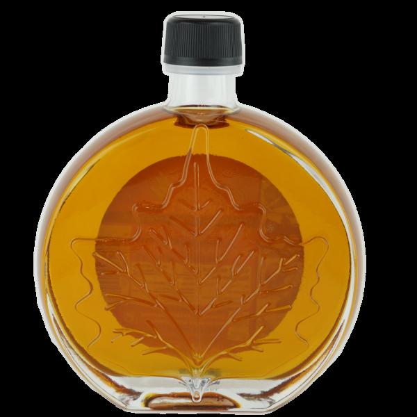 O CANADA- Pure maple syrup -Amber, Rich taste 250ml- Medallion leaf
