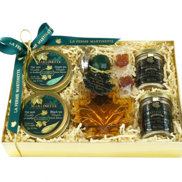 Discovery Maple Teas Gift box