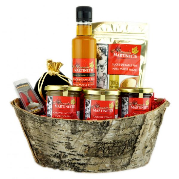 O'CANADA – Nature Maple – packaging cello