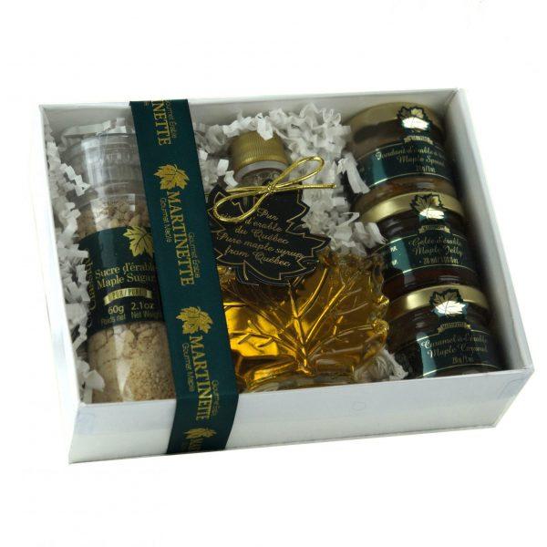 Maple sampling gift-set – White box #1