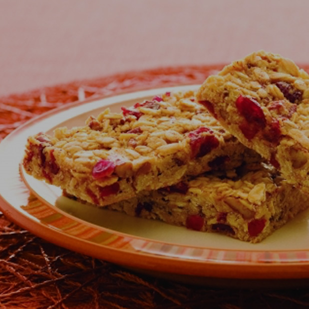 Maple Granola Bars