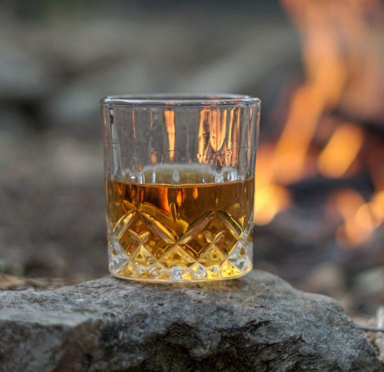 Canadian Maple Leaf Drink