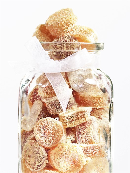 Maple Jujubes (Maple Gummies)