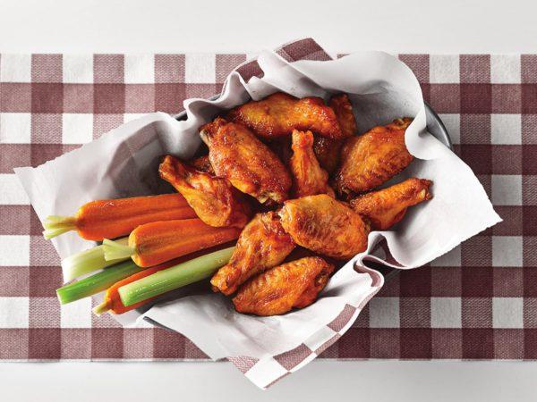 Maple Chicken Wings