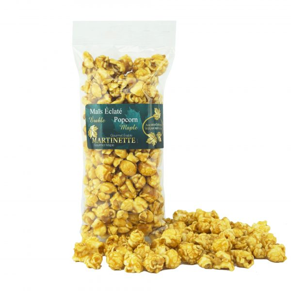 Maple Popcorn 130g -bag
