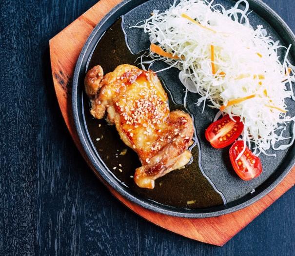 Maple Turkey Breast Teriyaki
