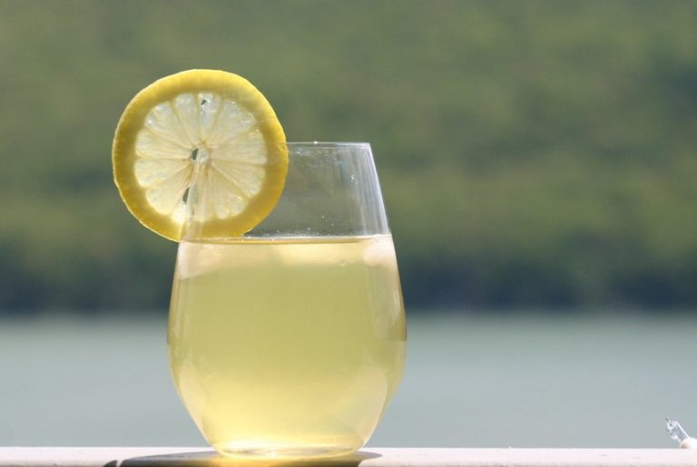 Maple syrup lemon Detox cure