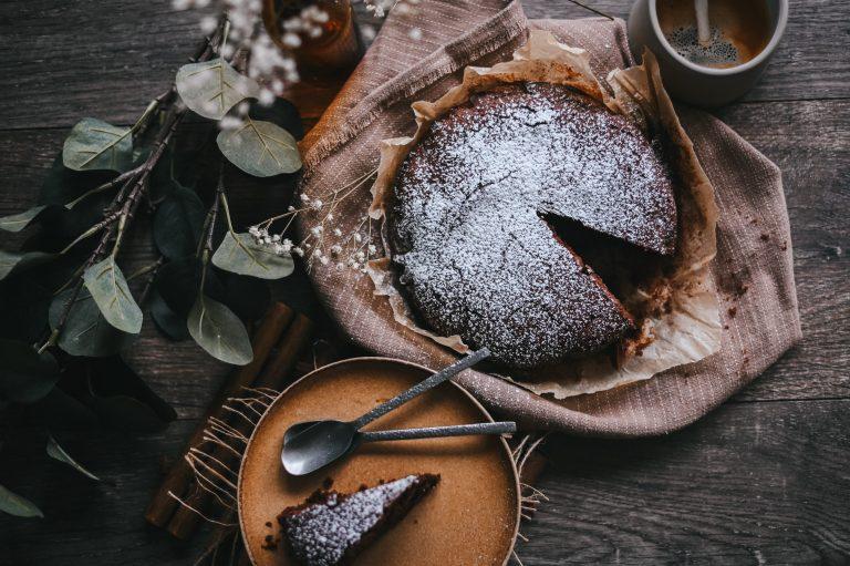 Maple Chocolate Cake (Irresistible)