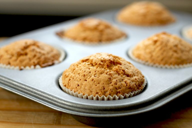 Bran and Maple Syrup Muffins
