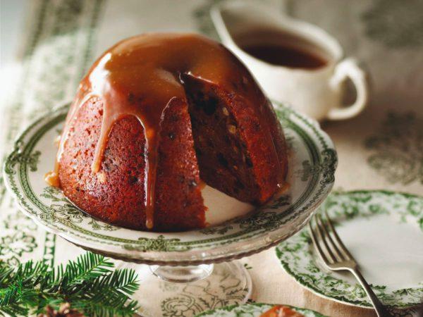 Maple Plum Pudding Royal