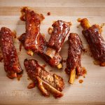 Slow Cooker Maple Taffy Ribs